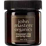 JOHN MASTERS ORGANICS Masque Purifiant Argile/Thé Vert, 57g