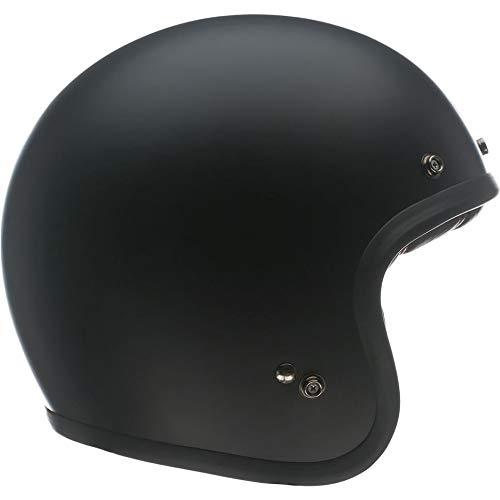 BELL Helmet, campana, personalizado 500, color negro
