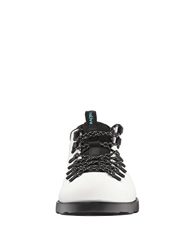 Native Fitzsimmons Jiffy Black 1001 Stiefel (black) White