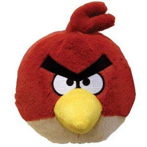 "Angry Birds - Red Bird Plush - 15cm 6"""