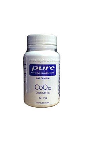 Pure Encapsulations CoQ10 60mg 30 Kapseln -
