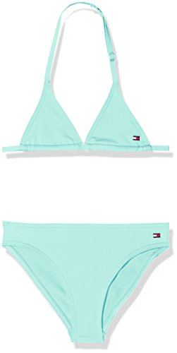 Tommy Hilfiger Triangle Bikini Set, Ensemble de Bain Fille