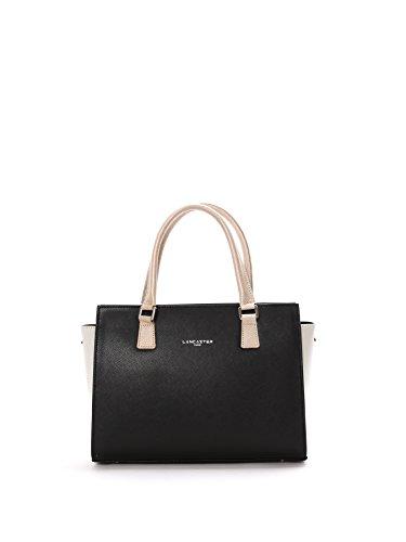 lancaster-paris-mujer-42141noiric-negro-cuero-bolso-de-mano
