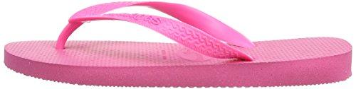 Havaianas Top, Unisex Adults' Flip Flops, Pink (Shocking Pink 0703), 8 UK (41/42 BR) (43/44 EU)
