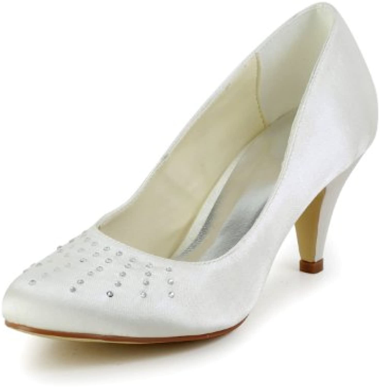 Jia Jia Wedding 59494111 chaussures de mariée mariée mariée mariage Escarpins pour femmeB00FVUQMTMParent e2088b
