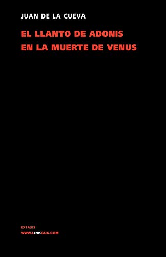 Adonis (Poesia (Linkgua)) por Juan de La Cueva