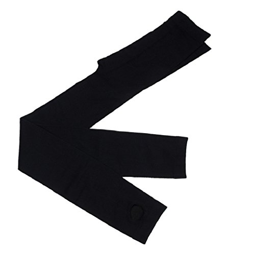 Fulltime® Les Femmes Hiver épaisse Toison Chaude Doublée Thermiques Leggings Pantalons extensibles Noir