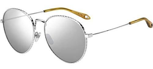 Givenchy Sonnenbrillen Blush GV 7089/S Silver/Grey Damenbrillen