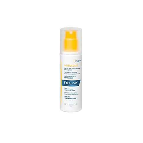 Ducray Nutricerat Spray Anti-Dessèchement Protecteur Conditioner-Spray Sehr trockenes/Geschädigtes Haar 75ml -