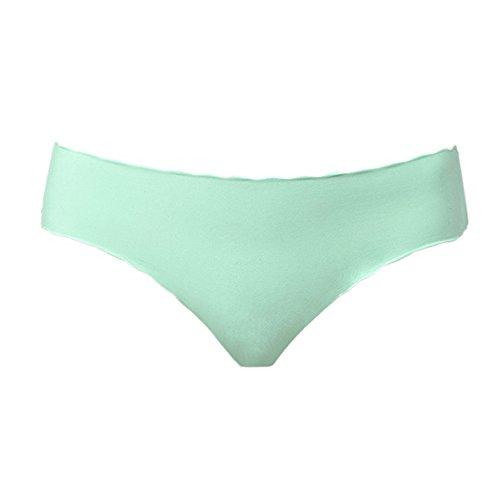 (YEARNLY Sexy zapfen Intimate Slips Tangas Damen Panties Mulit Pack Schwarz, Weiß, Rosa, Grün, Wassermelonenrot, Lila Größe:XS/S/M/L)