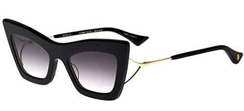 Dita Sonnenbrillen ERASUR BLACK/DARK GREY SHADED Damenbrillen