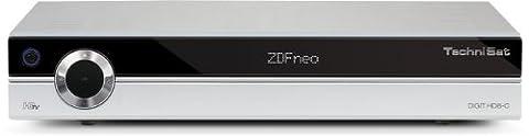 DIGIT HD8-C HDTV-Kabelreceiver silber
