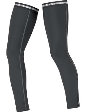 GORE BIKE WEAR Universal Termo - Perneras de ciclismo, color negro, talla XS