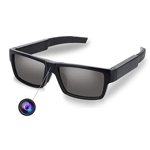 MENRAN Full Hdspion DVR Camcorder, 1080P HD Tragbare Brillenkameras, Mini Kamera Überwachungskamera