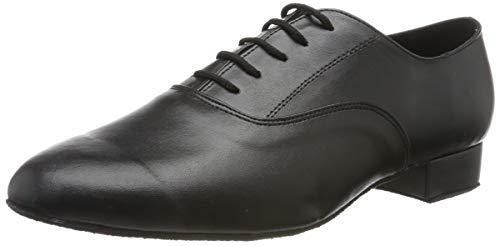DSOL CLASSIC , Herren Tanzschuhe schwarz schwarz 39.5, schwarz - schwarz - Größe: 41