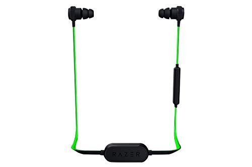 Razer Hammerhead BT - Wireless In-Ear Headset mit Bluetooth 4.1 und 8 Stunden Akkulaufzeit bei Einer Ladung