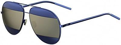 Dior SPLIT1 BLUE MAUV (QAO UE) - Gafas de sol