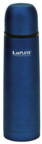 LaPlaya Thermoproducts - Thermos in acciaio INOX, Blu, 7 x 7 x...