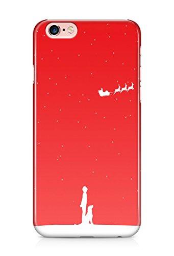 Christmas time holidays snow 3D cover case design for iPhone 7 7