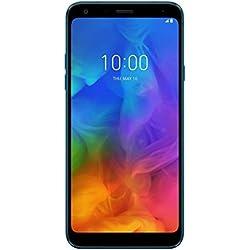 "LG Q7 Plus 5.5"" SIM Unique 4G 4Go 64Go 3000mAh Bleu Q7 Plus, 14 cm (5.5""), 64 Go, 16 MP, Android, 8.1, Bleu"
