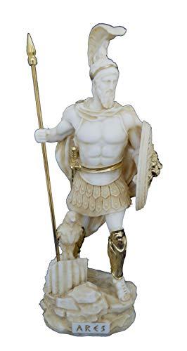 Talos Artefakte Ares Skulptur antiker griechischer Kriegsgott Aktive Statue im Alter