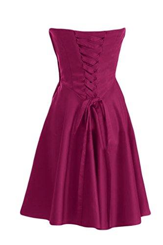 TOSKANA BRAUT - Robe - Cocktail - Femme Rose - Fuchsia