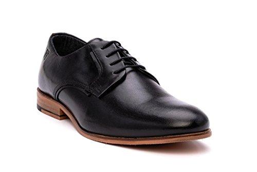 Redskins Chaussures de ville Neska en cuir ref_cle42344-noir Noir