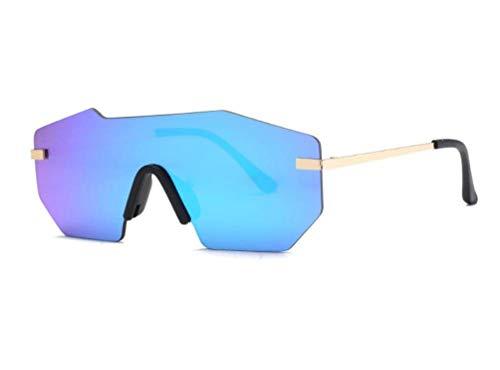YTTY Damenmode Sonnenbrille ultraleichte Herren S Sonnenbrille Sportbrille Uv400 Anti-Flash-UV-Brille,e