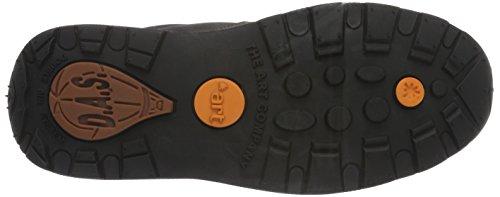 art LINK, Sneaker Basse mixte adulte Noir (Black)