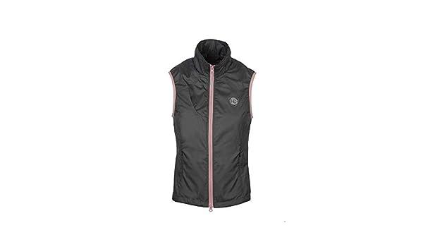 Horseware Nessa Lightweight Womens Jacket Gilet Charcoal All Sizes