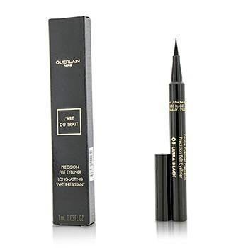 Guerlain l'Art Du Trait Eyeliner, #01 Noir - 1 ml