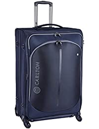 63f0fc8d3 Carlton Carlton Chelsea Polyester 50 cms Blue Softsided Check-in Luggage  (104J482030)