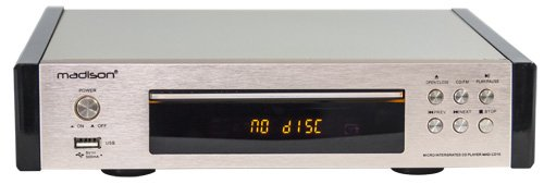 Madison 10-7039 CD Player/FM Tuner