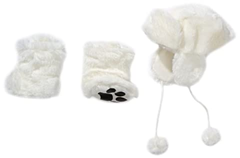 Manhattan Toy Baby Stella Cozy Cute Hat and Boots