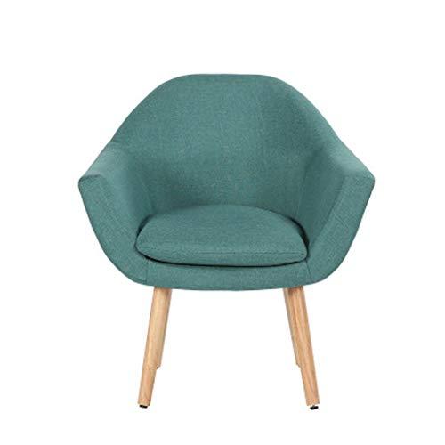 LJM- Lazy Sofa Chair , Taburete Salón Sillón Respaldo Ajustable Re