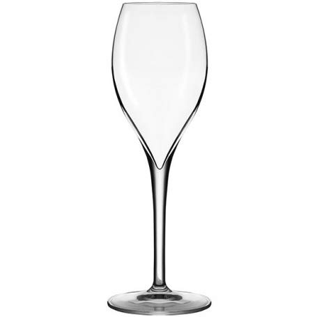 LEHMANN GLASS 6 flûtes Opale 16 cl
