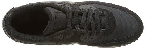 Nike Air Max 90 Essential Scarpe da ginnastica, Uomo Black/black