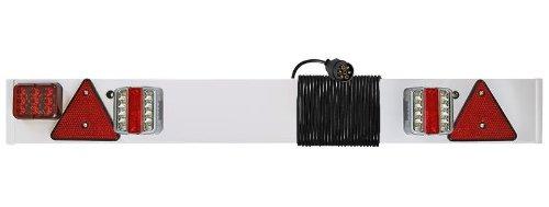 Rampe Eclairage LED remorque Caravane anti-brouillard 6m