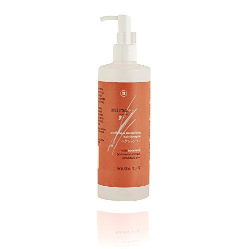 Purifying & Deodorizing Hair Shampoo with Japanese Persimmon