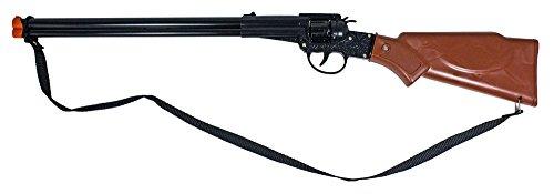 Gewehr 65 cm für Kinder - Tolle Flinte auch zum Kostüm als Jäger oder Trapper zu Fasching oder Wild West Kindergeburtstag (Tolle Kostüme Für Kinder)