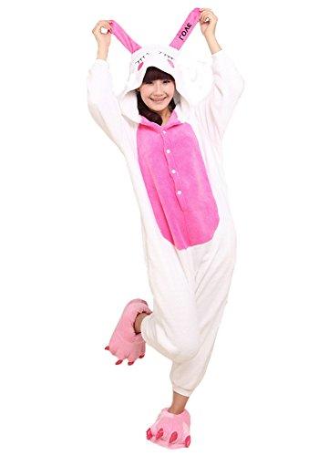 Trs-Chic-Mailanda-unisex-con-cappuccio-pigiama-da-notte-costume-cosplay-adulti-costume-di-Halloween