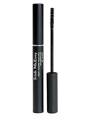 Trish McEvoy Mascara Volume Haut - Jet Black 0.18 oz (5g)