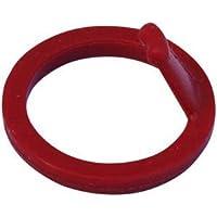 iSi repuesto cabeza junta rojo con extracción con pestaña de fabricante de la crema GW PLUS y TF PLUS