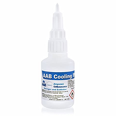 Aab Cooling IPA 50ml Universal Cleaner for Cleaning and