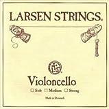 Larsen L332-102 Jeu de cordes pour violoncelle 1/4 Tirant moyen