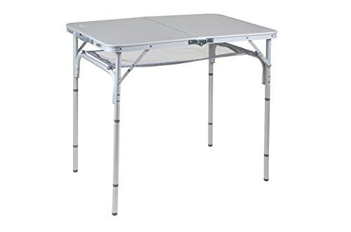 Campingtisch Aluminium 90 x 60 cm wasserfest
