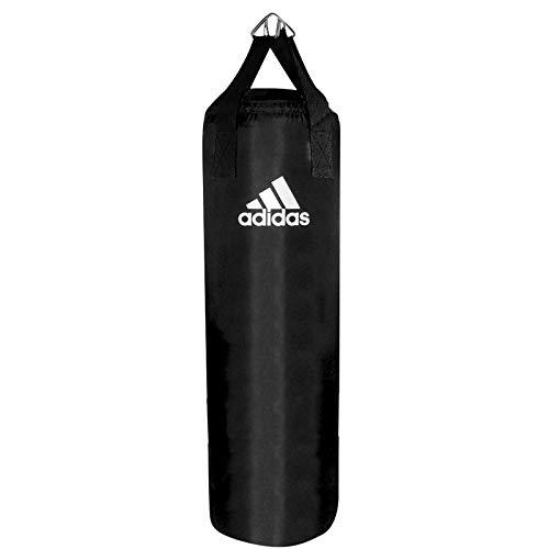 adidas Boxing Bag Nylon 120 cm Boxsack, schwarz,