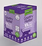 Country Hunter Turkey and Rabbit Cat Pouches, Pack of 6