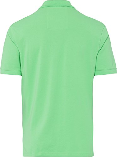 Brax Herren Poloshirt Lime