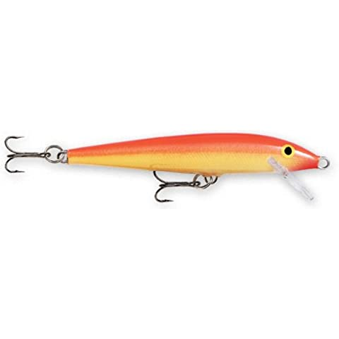 Rapala Original Floater 03 Fishing lure, 1.5-Inch,